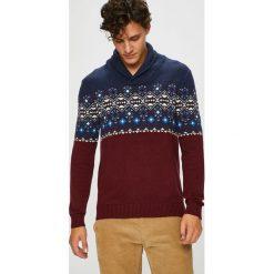 Medicine - Sweter Northern Story. Brązowe swetry przez głowę męskie MEDICINE, z bawełny. Za 129.90 zł.