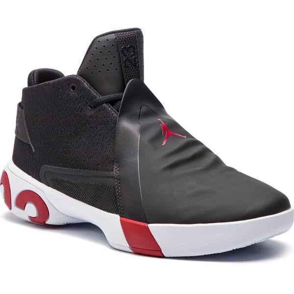 more photos 42474 ccf6b Buty NIKE - Jordan Ultra Fly 3 AR0044 005 Black White Gym Red - Buty ...