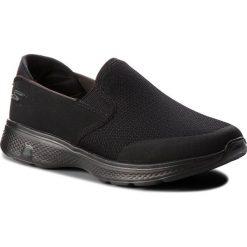 Buty SKECHERS - Contain 54171/BBK Black. Czarne buty sportowe męskie Skechers, z materiału. W wyprzedaży za 179.00 zł.