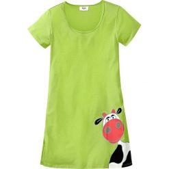 Koszula nocna bonprix zielone jabłuszko. Zielone koszule nocne damskie bonprix. Za 34.99 zł.
