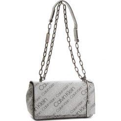 Torebka CALVIN KLEIN - Ck Candy Shoulder Lo K60K604382  910. Szare torebki do ręki damskie Calvin Klein, ze skóry ekologicznej. W wyprzedaży za 519.00 zł.
