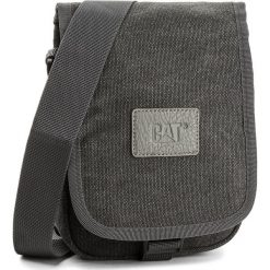 Saszetka CATERPILLAR - Utility Bag 83512-58 Chestnut. Szare saszetki męskie Caterpillar, z materiału, młodzieżowe. W wyprzedaży za 109.00 zł.