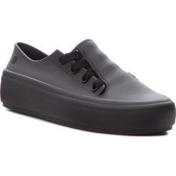 Półbuty MELISSA - Ulitsa Sneaker Ad 32338 Black 01003. Czarne półbuty damskie Melissa, z tworzywa sztucznego. W wyprzedaży za 219.00 zł.