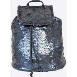 Answear - Plecak Twilight. Szare plecaki damskie ANSWEAR, z materiału. W wyprzedaży za 79.90 zł.