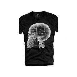T-shirt UNDERWORLD Ring spun cotton X-ray Skull. Czarne t-shirty męskie Underworld, z nadrukiem, z bawełny. Za 59.99 zł.