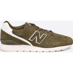 New Balance - Buty MRL996DZ. Szare buty sportowe męskie New Balance, z materiału. W wyprzedaży za 269.90 zł.