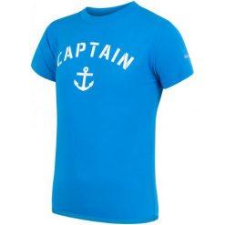 Sensor Ziecięca Koszulka Coolmax Fresh Pt Anchor Blue 130. Niebieskie t-shirty i topy dla dziewczynek Sensor, z nadrukiem, bez rękawów. W wyprzedaży za 51.00 zł.