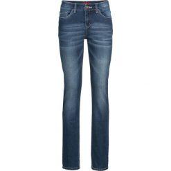"""Dżinsy """"multi-stretch"""" CLASSIC bonprix niebieski. Jeansy damskie marki bonprix. Za 79.99 zł."""