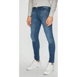 Brave Soul - Jeansy. Niebieskie jeansy męskie Brave Soul. W wyprzedaży za 99.90 zł.