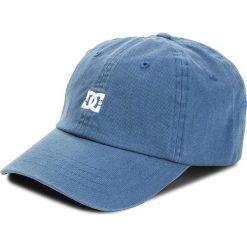 Czapka z daszkiem DC - Uncle Fred ADYHA03546 BMK0. Niebieskie czapki i kapelusze męskie DC. W wyprzedaży za 109.00 zł.