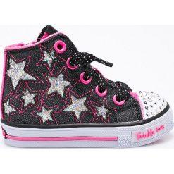 Skechers - Trampki dziecięce. Buty sportowe dziewczęce marki bonprix. W wyprzedaży za 179.90 zł.