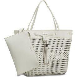 Torebka POLLINI - SC4526PP05SK0100 Bianco. Białe torebki do ręki damskie Pollini, ze skóry ekologicznej. W wyprzedaży za 519.00 zł.