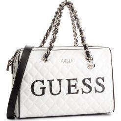 058fad01fc41b Torebka GUESS - HWVY71 75070 WML. Białe torebki do ręki damskie marki Guess,  z