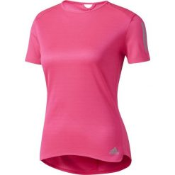 Adidas Koszulka RS SS TEE W SHOPIN różowa r. XS. T-shirty damskie Adidas. Za 99.82 zł.