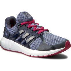 Buty adidas - Duramo 8 W BB4674  Suppur/Midgr. Fioletowe obuwie sportowe damskie Adidas, z materiału. W wyprzedaży za 199.00 zł.
