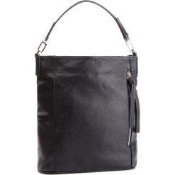 Torebka CREOLE - K10561 Czarny. Czarne torebki do ręki damskie Creole, ze skóry. Za 309.00 zł.