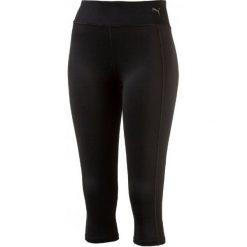 Puma Legginsy Do Biegania Essential 3 4 Tight Black Xs. Czarne legginsy sportowe damskie Puma. W wyprzedaży za 105.00 zł.