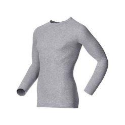Odlo Koszulka termoaktywna Odlo Shirt l/s crew neck Warm szara r. XL (152022). Koszulki sportowe damskie Odlo. Za 126.36 zł.
