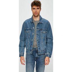 Calvin Klein Jeans - Kurtka. Szare kurtki męskie Calvin Klein Jeans, z bawełny. Za 599.90 zł.