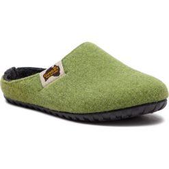 Kapcie GUMBIES - Outback Moss/Charcoal. Zielone kapcie damskie Gumbies, z materiału. Za 129.95 zł.