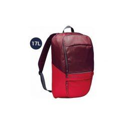 Plecak Classic 17L. Czerwone plecaki damskie KIPSTA. Za 24.99 zł.