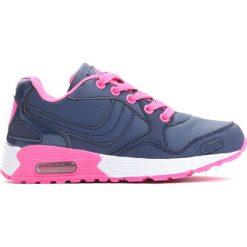 Granatowe Buty Sportowe Call By. Niebieskie buty sportowe dziewczęce Born2be, z materiału. Za 34.99 zł.