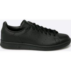 Adidas Originals - Buty Stan Smith. Czarne buty sportowe męskie adidas Originals, z materiału. W wyprzedaży za 319.90 zł.