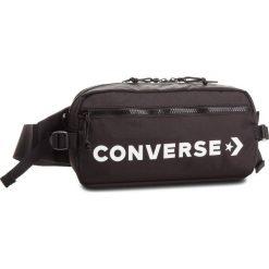 Saszetka nerka CONVERSE - 10006946-A01 001. Czarne saszetki męskie Converse, z materiału, młodzieżowe. W wyprzedaży za 119.00 zł.
