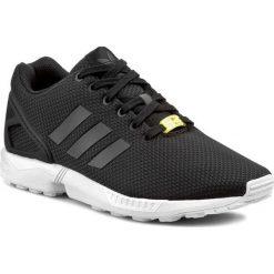 Buty adidas - ZX Flux M19840  Black1/White. Buty sportowe męskie Adidas, w paski, z materiału. W wyprzedaży za 279.00 zł.