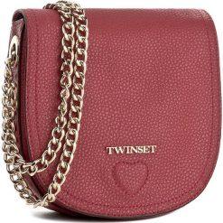 Torebka TWINSET - Tracolla AA7PBD Rubino 00045. Czerwone torebki do ręki damskie Twinset, ze skóry. W wyprzedaży za 469.00 zł.