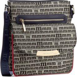 Torebka MONNARI - BAG7470-013 Navy. Niebieskie listonoszki damskie Monnari, z materiału. W wyprzedaży za 129.00 zł.