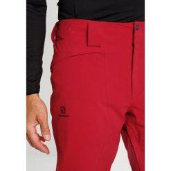Salomon ICEMANIA  Spodnie narciarskie barbados. Spodnie sportowe męskie Salomon, z materiału. W wyprzedaży za 687.20 zł.