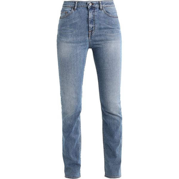 c93bec95 Tiger of Sweden Jeans AMY Jeansy Straight Leg light blue