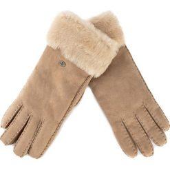 Rękawiczki Damskie EMU AUSTRALIA - Apollo Bay Gloves Chestnut XS/S. Brązowe rękawiczki damskie Emu Australia, z materiału. Za 439.00 zł.