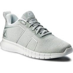 Buty Reebok - Instalite Pro CN0527 Cloud Grey/White/Silver. Szare obuwie sportowe damskie Reebok, z materiału. W wyprzedaży za 189.00 zł.