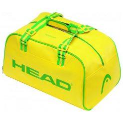 Head Torba Sportowa 4 Majors Club Bag Yellow. Torby podróżne damskie marki BABOLAT. W wyprzedaży za 139.00 zł.