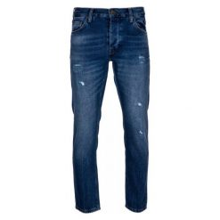 Mustang Jeansy Męskie 35/32 Niebieskie. Niebieskie jeansy męskie Mustang. W wyprzedaży za 299.00 zł.