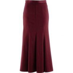 Spódnica bonprix czerwony klonowy. Spódnice damskie marki MAKE ME BIO. Za 129.99 zł.