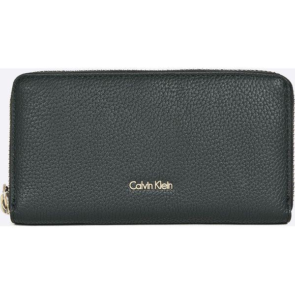 88f4ec154a39e Calvin Klein Jeans - Portfel skórzany Cosmopolitan - Portfele damskie marki  Calvin Klein Jeans