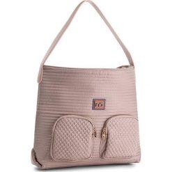 Torebka NOBO - NBAG-C3000-C004 Różowy. Czerwone torebki do ręki damskie Nobo, ze skóry ekologicznej. W wyprzedaży za 159.00 zł.