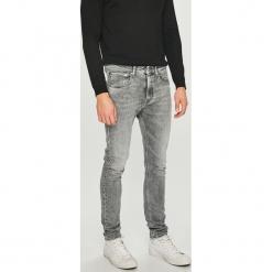 Calvin Klein Jeans - Jeansy. Szare jeansy męskie Calvin Klein Jeans. Za 599.90 zł.