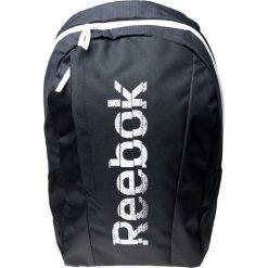 Plecak unisex AB1128 czarny (AB1128). Czarne plecaki damskie Reebok, sportowe. Za 79.59 zł.