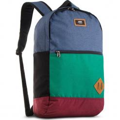 Plecak VANS - Van Doren III B VN0A2WNUWUP Evergreen/Dress Blues. Czerwone plecaki damskie Vans, z materiału. W wyprzedaży za 149.00 zł.