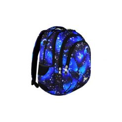 Plecak młodzieżowy St.Right Cosmos. Niebieskia torby i plecaki dziecięce St-Majewski, z materiału. Za 126.00 zł.