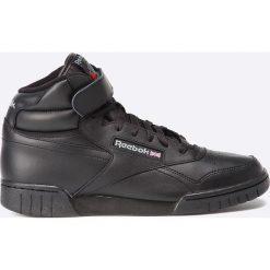 Reebok Classic - Buty Ex-O-Fit Hi. Czarne buty sportowe męskie Reebok Classic, z materiału. W wyprzedaży za 279.90 zł.