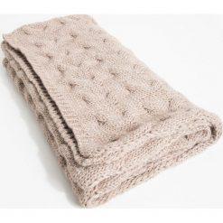 Simple - Szal. Szare szaliki i chusty damskie Simple, z tkaniny. W wyprzedaży za 139.90 zł.