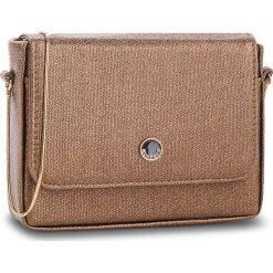 Torebka MONNARI - BAG0640-023 Gold. Brązowe torebki do ręki damskie Monnari, ze skóry ekologicznej. W wyprzedaży za 129.00 zł.