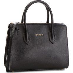 Torebka FURLA - Pin 978792 B BMN1 B30 PIN Onyx. Czarne torebki do ręki damskie Furla, ze skóry. Za 1,029.00 zł.