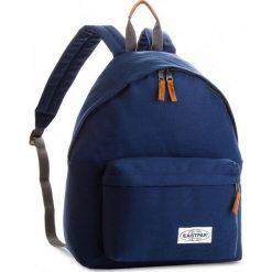 Plecak EASTPAK - Padded Pak'r EK620 Opgrade Night 37Q. Niebieskie plecaki damskie Eastpak, z materiału, sportowe. W wyprzedaży za 209.00 zł.