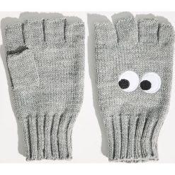 Rękawiczki bez palców - Jasny szar. Rękawiczki damskie marki B'TWIN. W wyprzedaży za 14.99 zł.